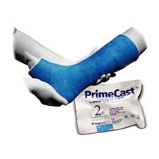 PRIME CAST(FIBREGLASS CASTING TAPE) 10 packs