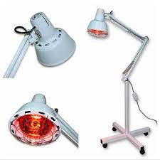 FLOOR STAND INFRARED LAMP