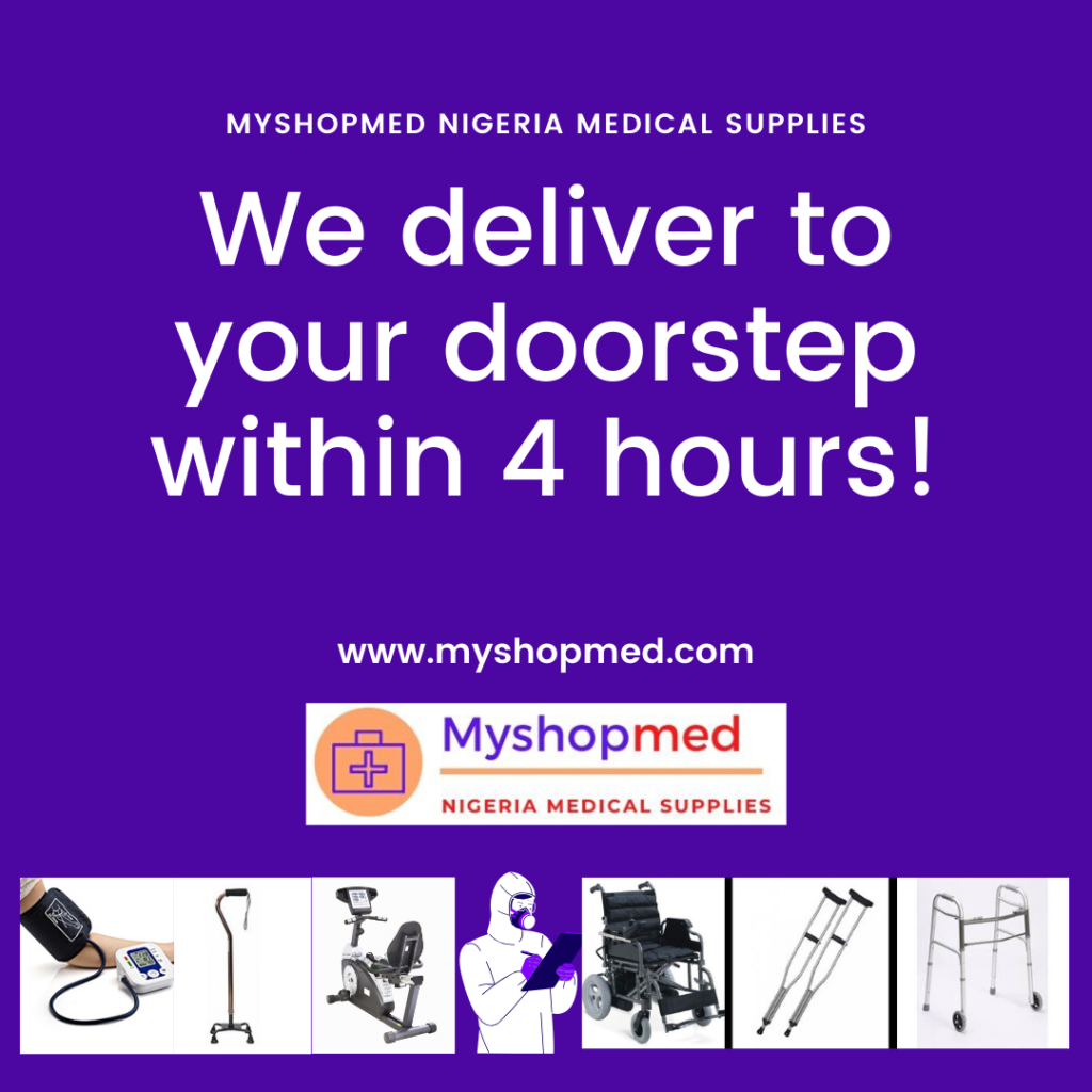Myshopmed Medical equipment supplies